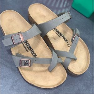 Brand New Birkenstocks Size 37! With tags :)